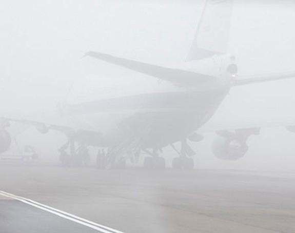 Magla blokirala sarajevski aerodrom