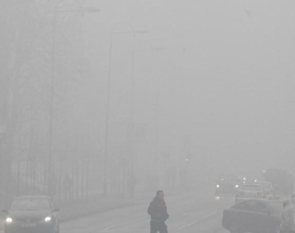 BiH: Narandžasto upozorenje zbog magle