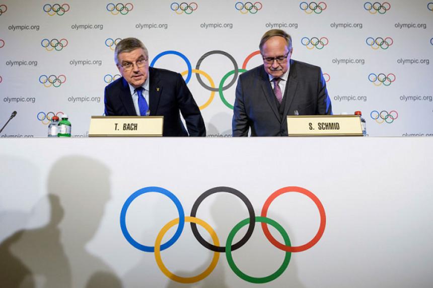 Rusi izbačeni sa Olimpijskih igara