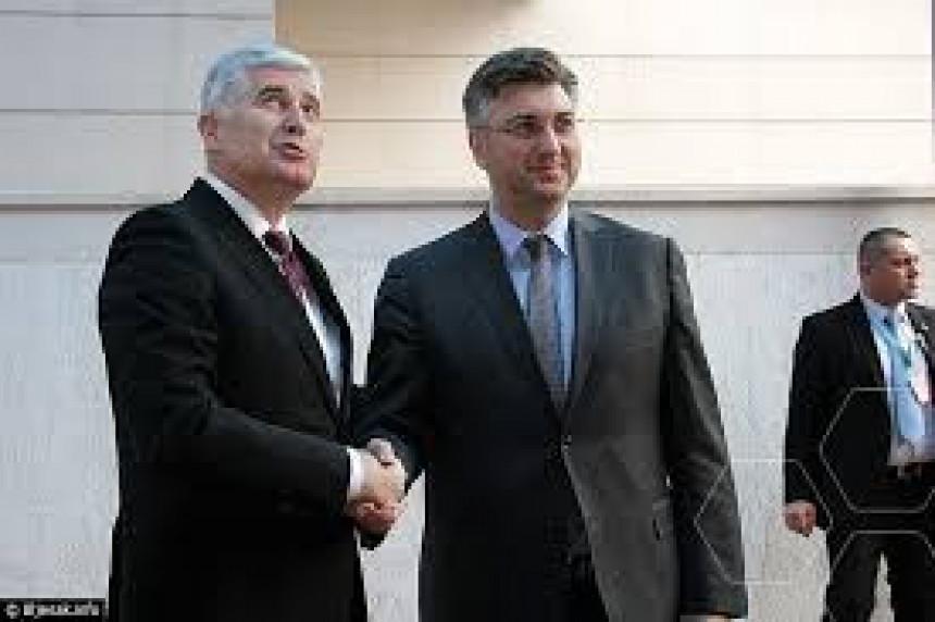 Hrvatska uz BiH i Hrvate u BiH