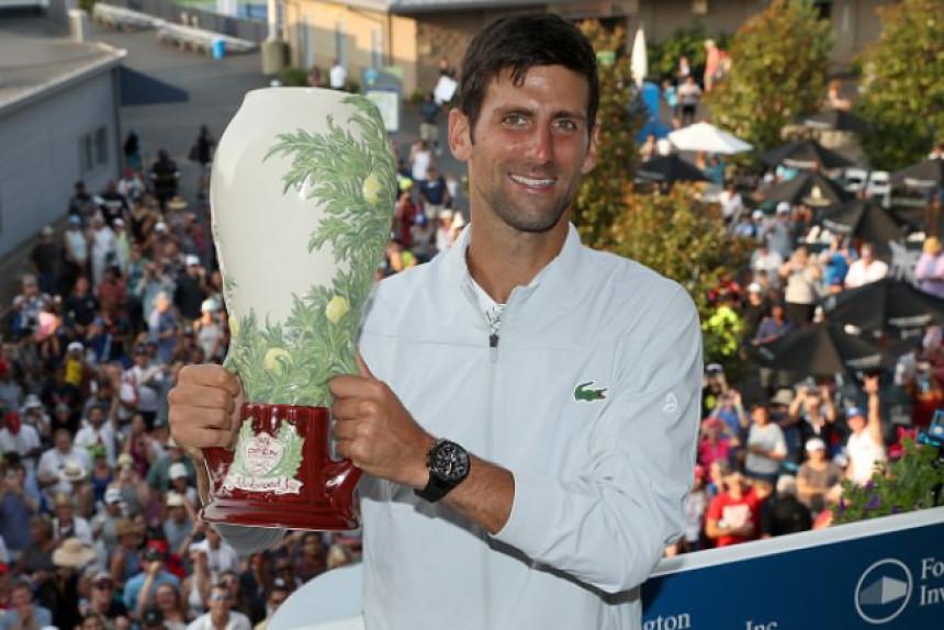 Video - Novak: Bilo je sjajno vratiti se na vrh u 2018.
