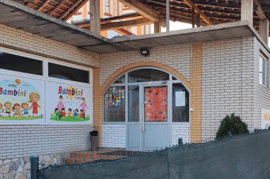 """Zatvoren vrtić u Banjaluci, zbog rada na """"crno"""""""