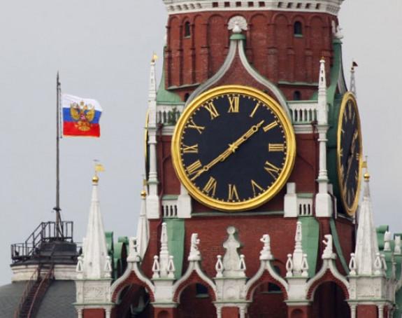 Sat na Kremlju postavio Srbin