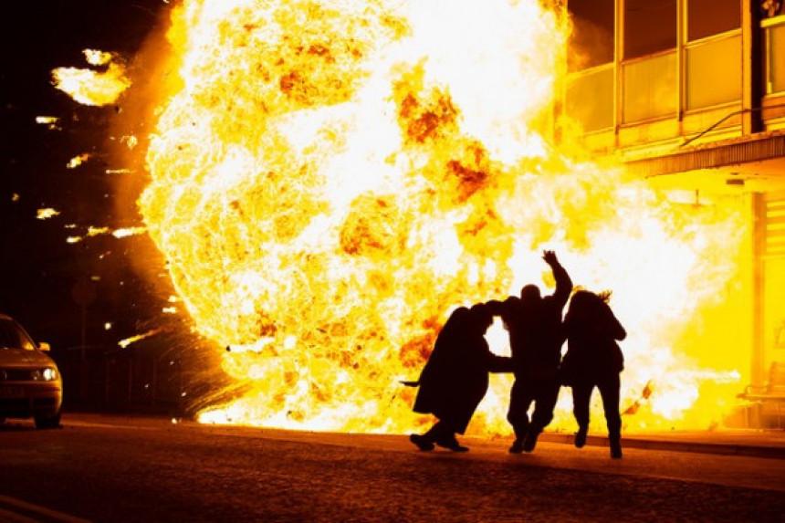 Експлозија у Русији, има повријеђених