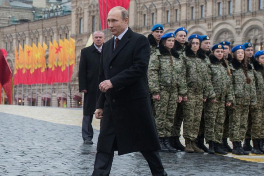 Putin ne prašta: Smjena generala