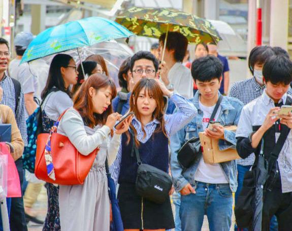 Japanci tužni zbog slobodnih dana