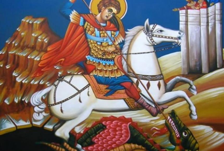 Danas je Đurđevdan, druga slava kod Srba