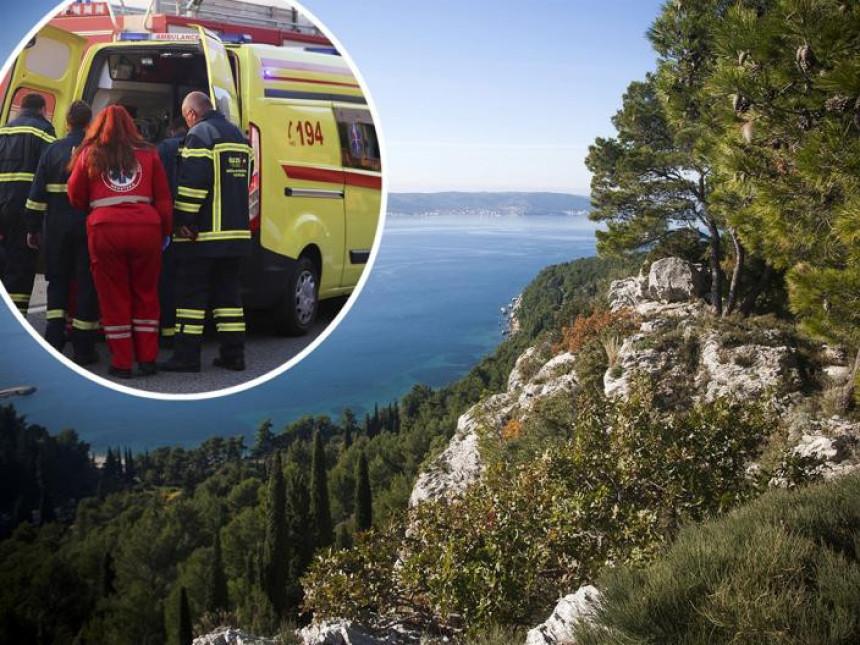 Vatrogasci izvukli ženu iz jame