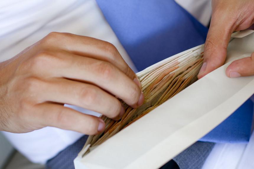 Umjesto novca papirne maramice