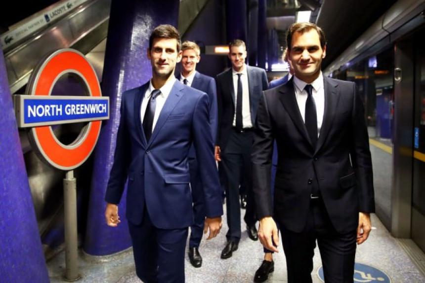 Federer: Nemam šta da pričam sa Đokovićem!