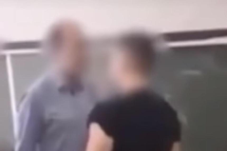 Beč: Nastavnik pljunuo učenika