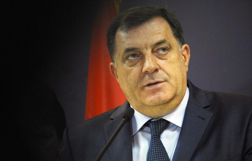 Dodik na dan izbora sprema referendum