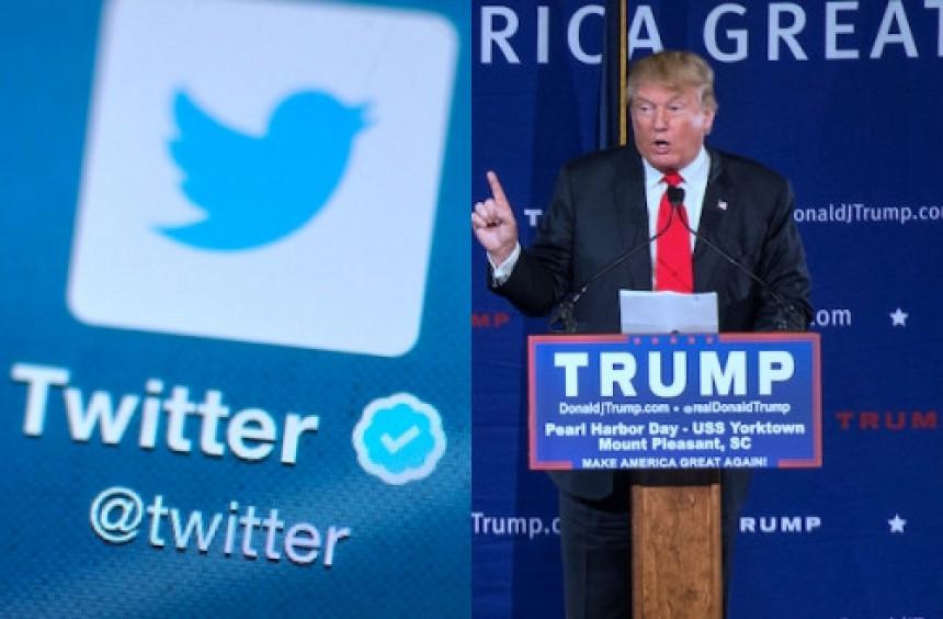 Tramp: Medijima smeta tvitovanje