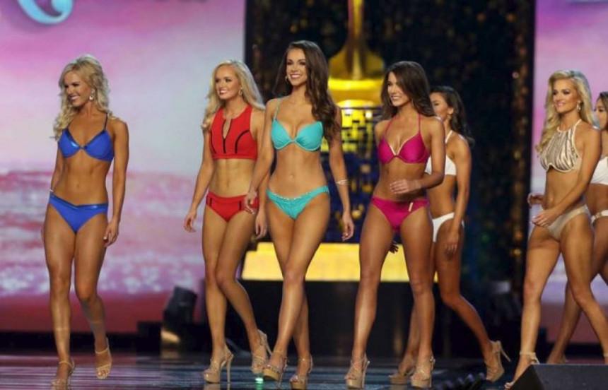 Takmičenje Mis SAD – bez kupaćih kostima