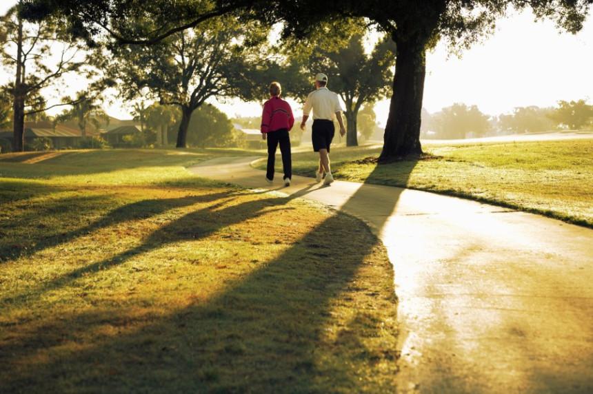 Šetnja doprinosi dobrom zdravlju