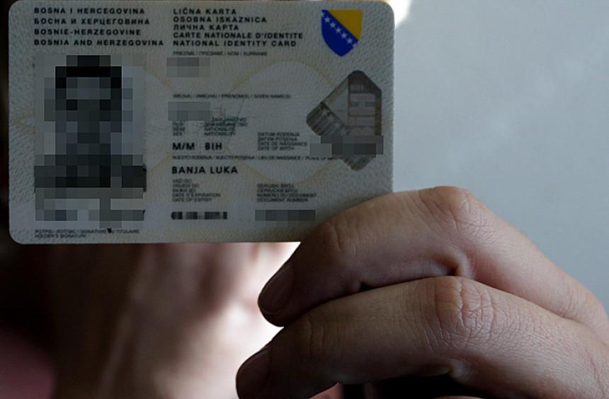 Nevažeće lične karte kod građana