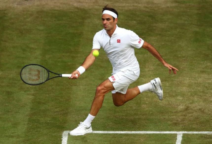 "WB: Federer ""slomio"" Puja za 350. pobjedu na GS!"
