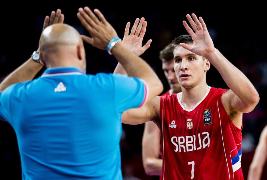 Srbija - Finska pred punom dvoranom u Zrenjaninu!