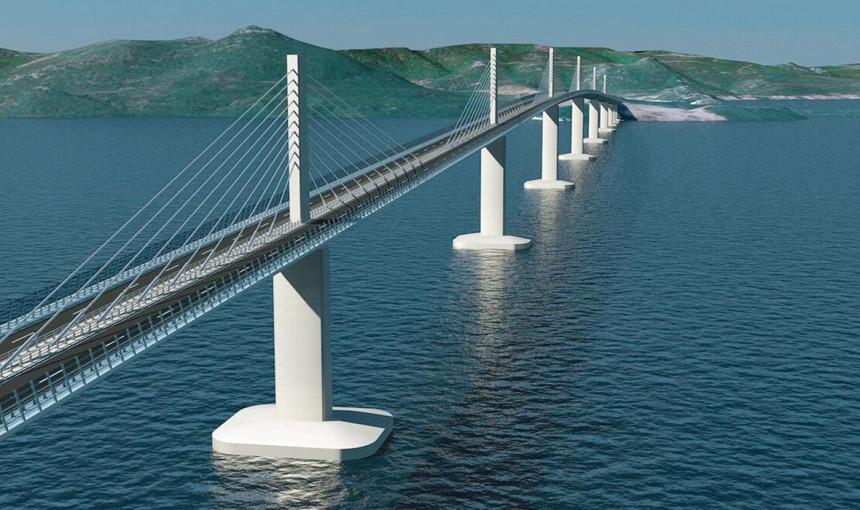 Most posvađao Bošnjake i Hrvate