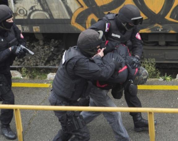 Spremao napad u Beogradu