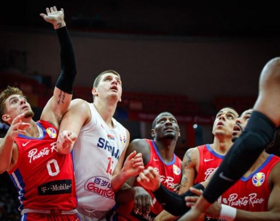 Brutalna partija Srbije, +43 protiv Portorika!