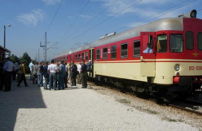 Radnici ponovo tuže Željeznice Srpske