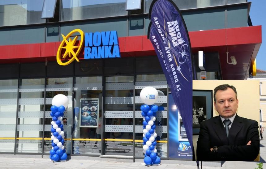 Каја преузима Нову банку