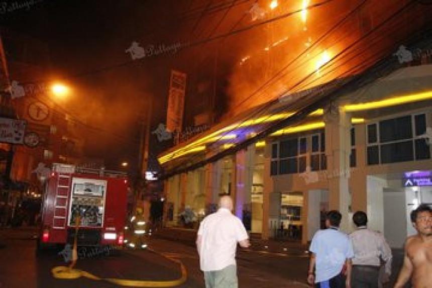 Požar u hotelu na Tajlandu, stotine turista bježalo
