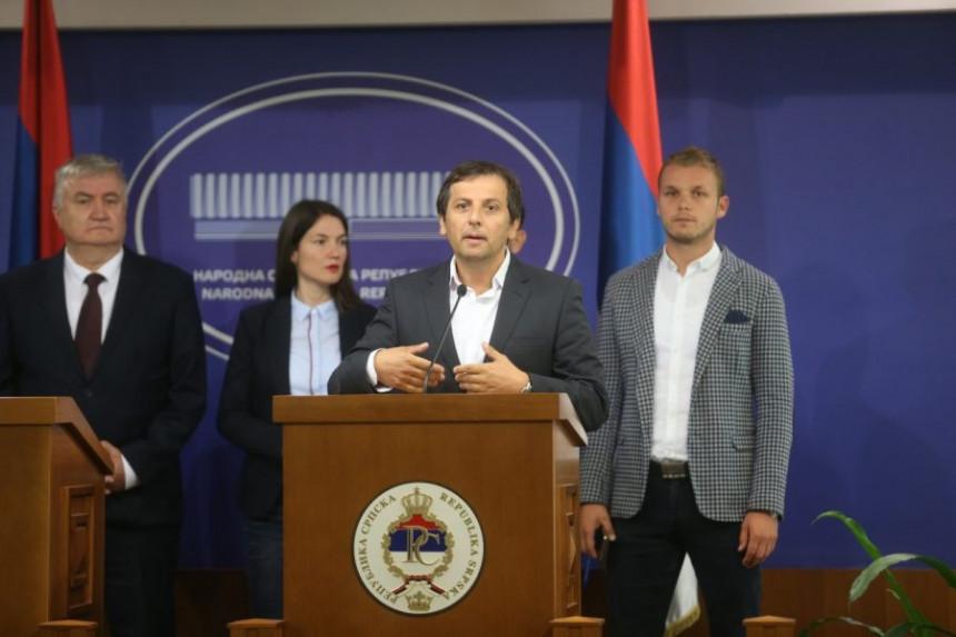 Skupština Srpske odbila prijedlog opozicije