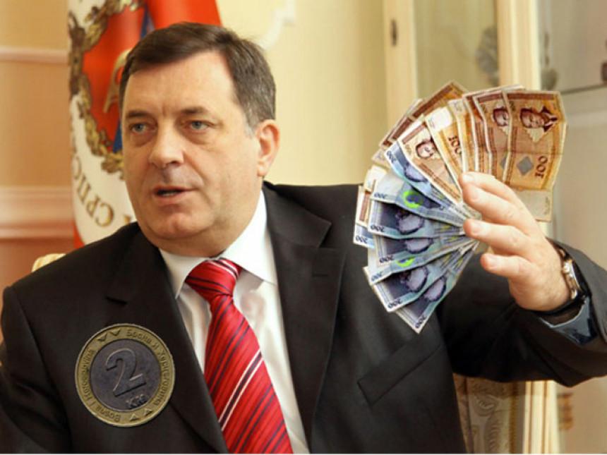 Dodik najavio milionske investicije