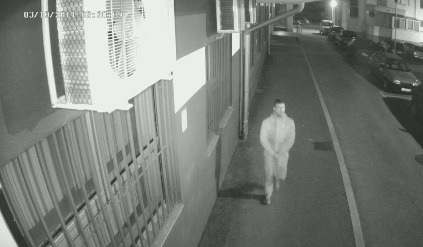 Policija traži ovog muškarca