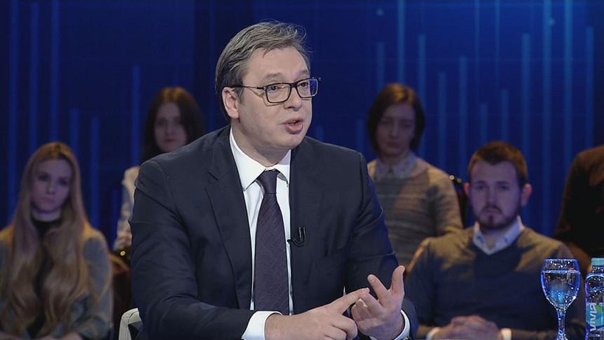 Vučić zakazao hitnu sjednicu