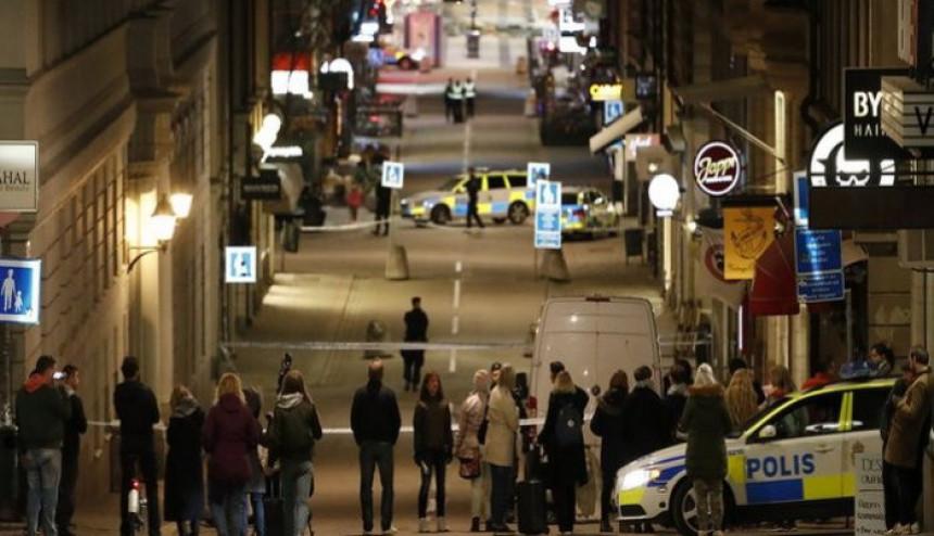 Uhapšen napadač na Štokholm
