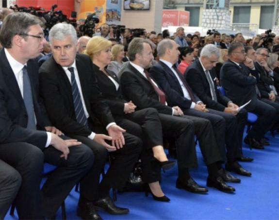 Šta lideri regije donose u Mostar?