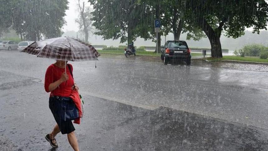 I narednih dana nestabilno sa kišom