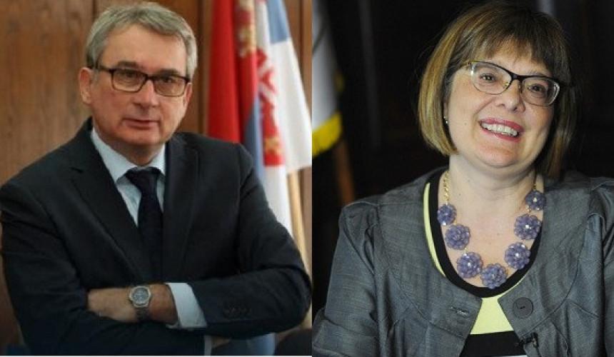 Bosić uputio čestitku i poziv Maji Gojković