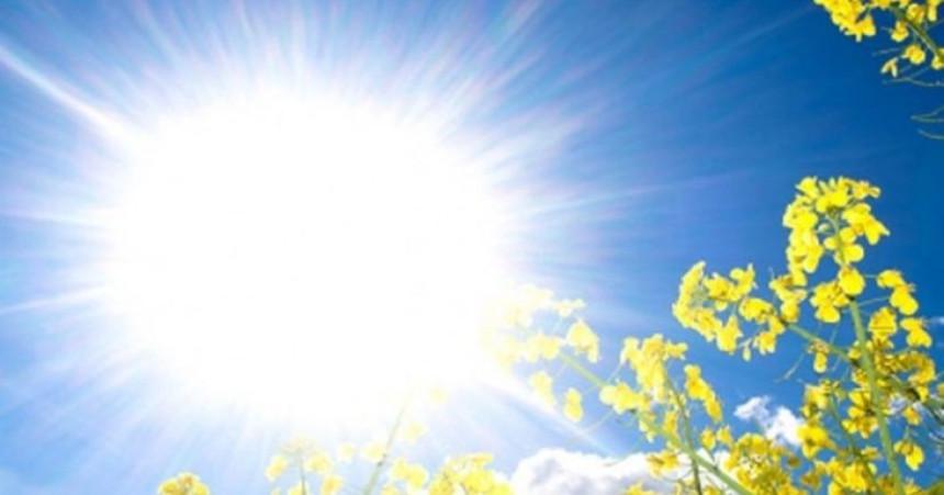 Danas sunčano i toplo vrijeme