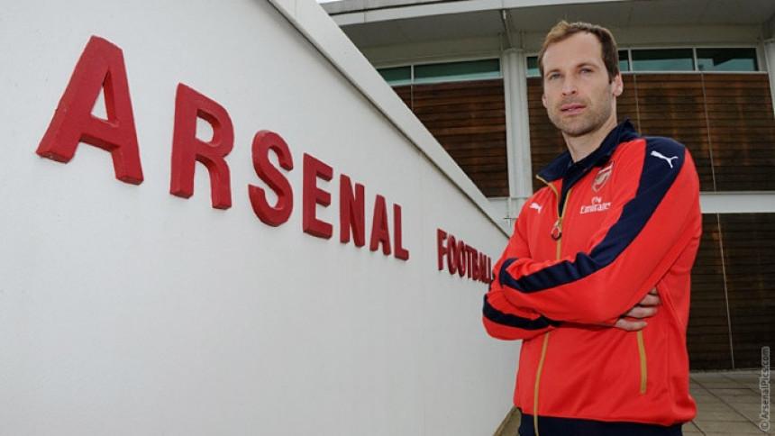 Čeh: Razočaran sam prvom sezonom u Arsenalu!