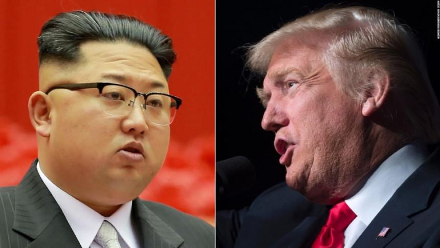 Kim ponovo ljut: Optužbe za SAD