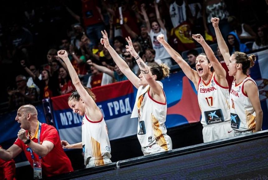 EP: Špankinje odbranile zlato!