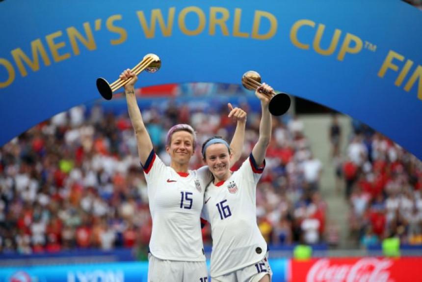 SP: Amerikanke su najbolje na svijetu!