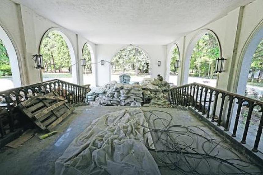 Резиденција Тита данас је ругло