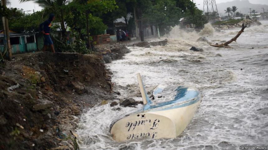 Uragan Irma ide prema Floridi