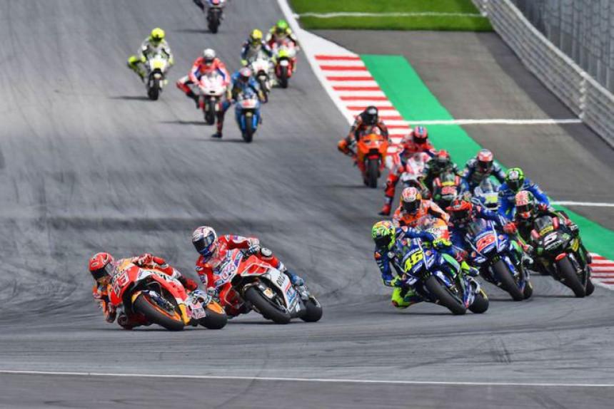 Moto GP: Trke u Misanu i Zahsenringu ostaju!