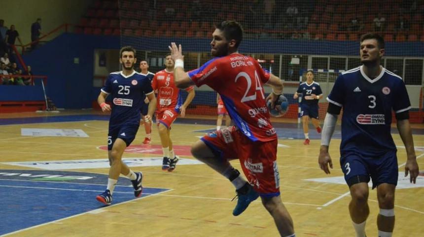 EHF kup: Častan poraz i oproštaj Borca m:tel!