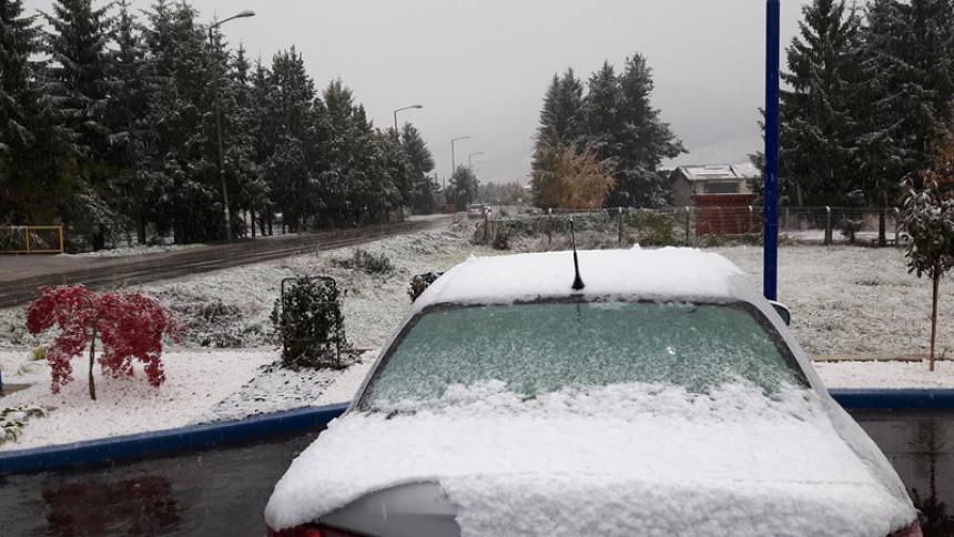 Snježna idila u Trnovu
