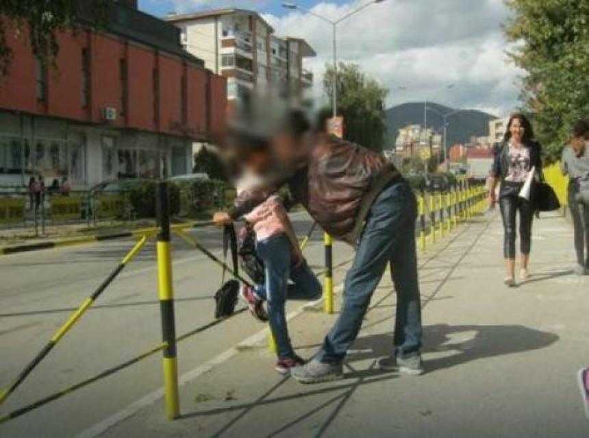 Skandal: Pedofil ljubio djevojčicu ispred škole