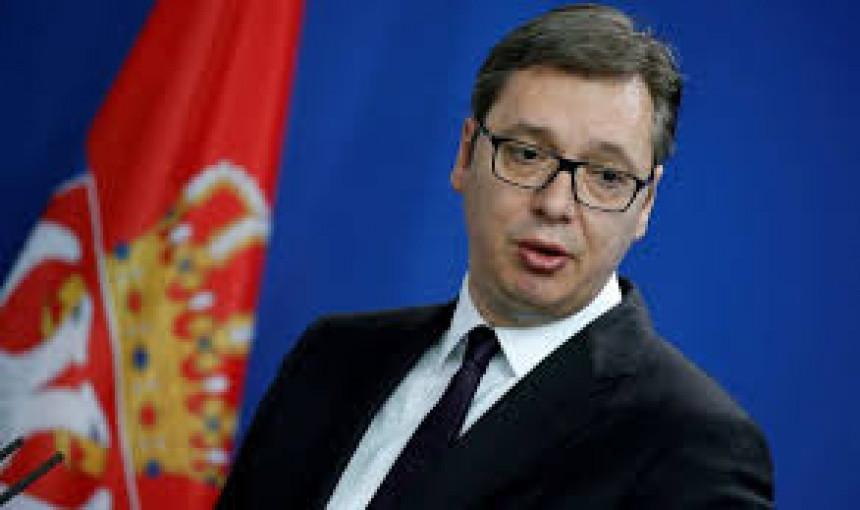 Sastanak Vučića, Zaeva i Rame 10. oktobra u NS