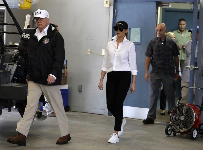 ''Hladan tuš'' za Donalda Trampa