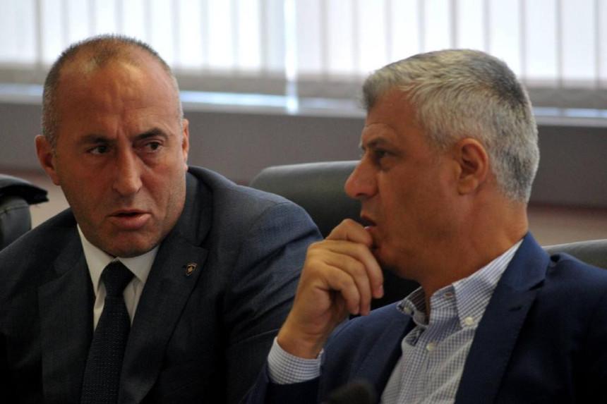 Tači i Haradinaj izrazili podršku Veseljiju